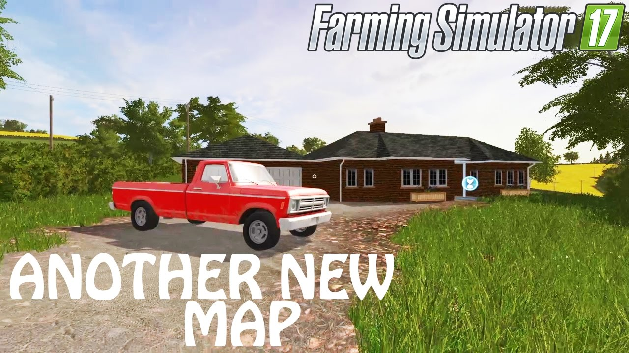 New map again coldbourough park farm in farming simulator 2017 the best map ps4 xbox one