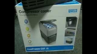 автохолодильник компрессорный waeco coolfreeze cdf 16