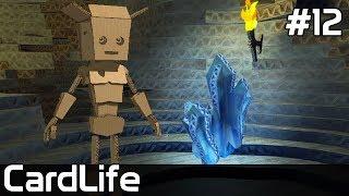 Card Life  PL [#12] GŁEBOKA Kopalnia z KARTONU /z Skie