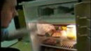 (V)odmražení lednice