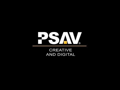 PSAV Premier Global Events: Creative and Digital Services