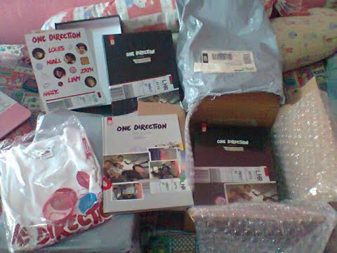 The Great Un-box! : Take Me Home Limited Edition Box Set  #1DTheGreatUnbox