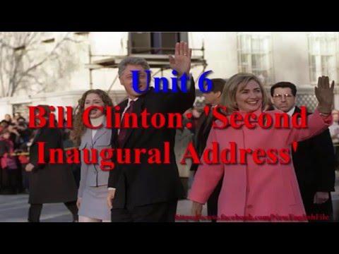 Unit 6 Bill Clinton:
