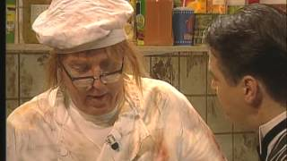 André van Duin   Peper & Zout bij het eten