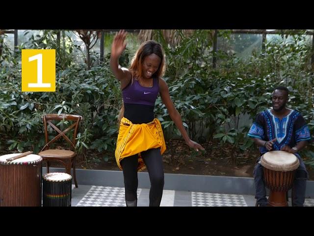 Batı Afrika Dansları 4: Kuku