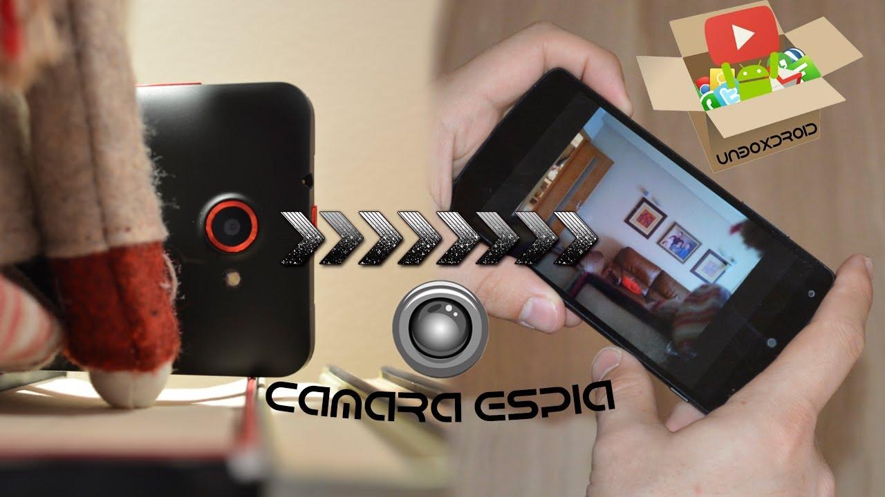mejor camera espia app para android
