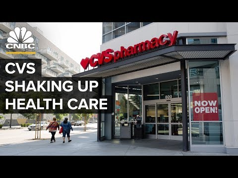 Why CVS Thinks It Can Revolutionize Health Care