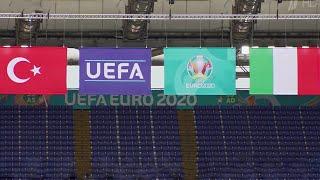 Евро 2020 открывается матчем Италия Турция
