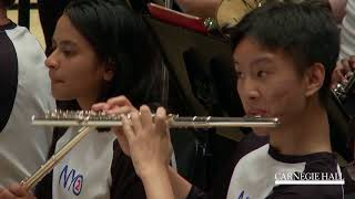 "nyo2 and members of the philadelphia orchestra perform ""overture"" from candide"