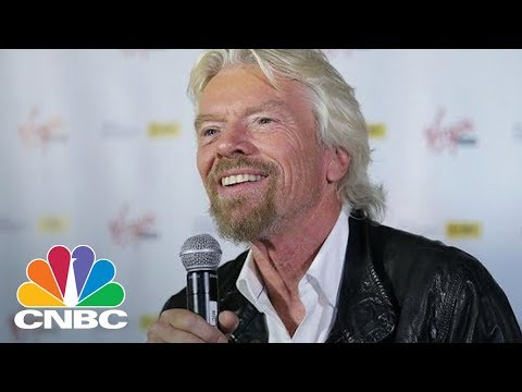 Virgin Group Founder Richard Branson On Space Travel, Hyperloop And President Donald Trump | CNBC