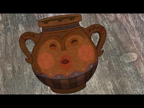 Hungarian Folk Tales: Discontented Cooking Pot