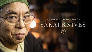 Manufacturing Legacy, Episode 1: Sakai Knives