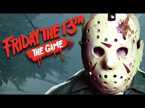 FUGINDO DO JASON PARTE 5 - Friday the 13th: The Game