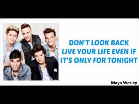 One Direction - Alive (Lyrics and Pictures) (Album Midnight Memories)