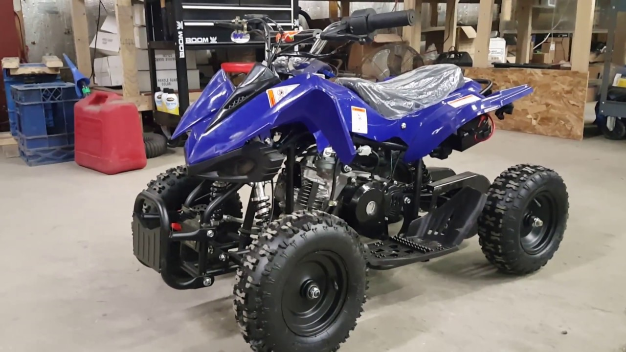50cc atv four wheeler model 6b how to information to. Black Bedroom Furniture Sets. Home Design Ideas