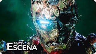 Iron man y spiderman pelicula