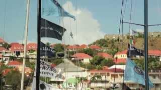 Les Voiles de Saint Barth sur Merena