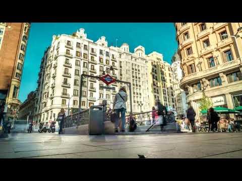 È Della Spagna Città Più Capitale Popolosa Madrid E Youtube La L4R53qAj