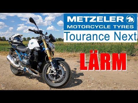 Laufgeräusche beim Metzeler Tourance Next II - Umstieg auf Roadtec 01 - BMW R1200 GS K50 LC 2013