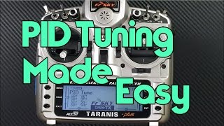 PID Tuning Made Easy