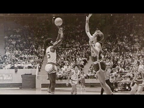 Celebrating 50 Years Of Utah Basketball At The Huntsman Center