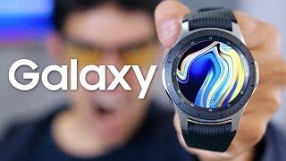 EL NUEVO RELOJ DE SAMSUNG!! Galaxy Watch