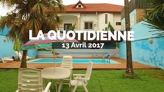 Cameroon Top Model - La Quotidienne du 13/04/2017
