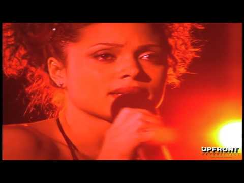 Tamia performing live (So Into You) at Universal Powerhouse 1998 by filmmaker Keith O'Derek
