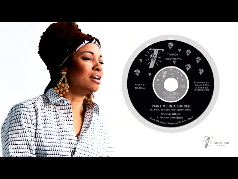 Nicole Willis & The Soul Investigators - Paint Me In A Corner ⁓ [Album Edit]из YouTube · Длительность: 4 мин2 с