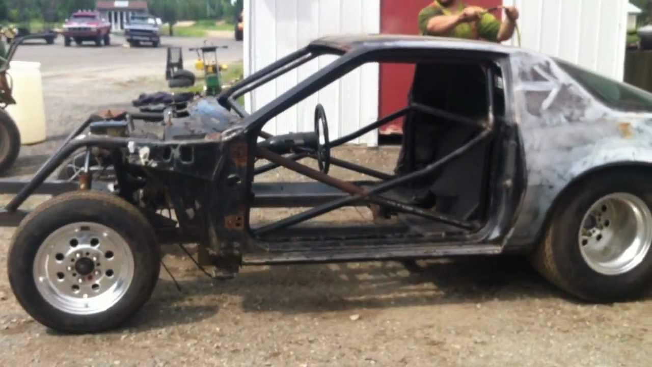 Build A Car >> camaro drag car build part 8 - YouTube