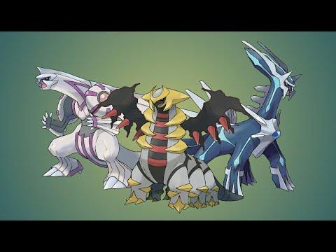Pokemon-Dialga, Palkia & Giratina vs Arceus - YouTube Giratina Palkia Dialga Vs Arceus