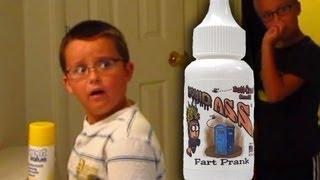 Smell Spray Joke