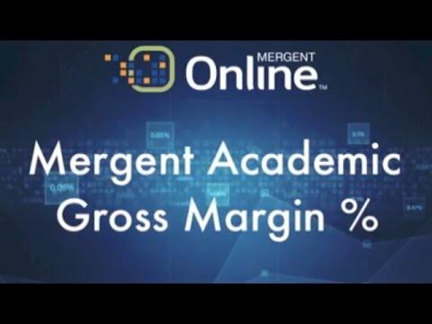 Profitability - Gross Margin %