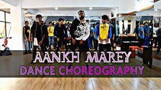Aankh marey | Simba | Dance choreography | Amar | Ranveer singh,Sara ali | Mika singh,Neha kakkar