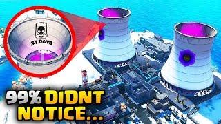 20 SECRET Fortnite Map Changes YOU NEVER NOTICED!