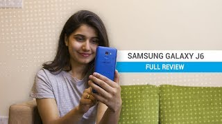 Samsung Galaxy J6 Review: Camera test, gaming review & more