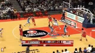 Gameplay | Shohoku vs Teiko | Slam Dunk vs Kuroko no Basket | Parche | PC