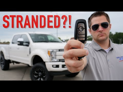 What happens when your Key Fob battery dies?! Will you be STRANDED?