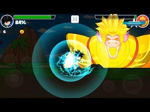 🥇 Unlock KOSU Stickman Saiyan 💛 Stick Kung Fu Street Fight APK #1 💛 Stickman goku #FHD - 동영상