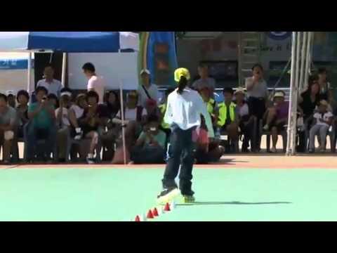 Con gái trượt Patin siêu đẳng   Patin Girl Number 1   YouTube