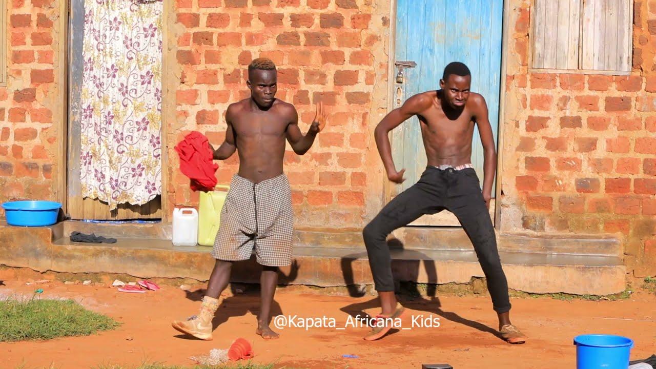 Jerusalema Dance Challenge | By Kapata Africana Kids | 2020\2021