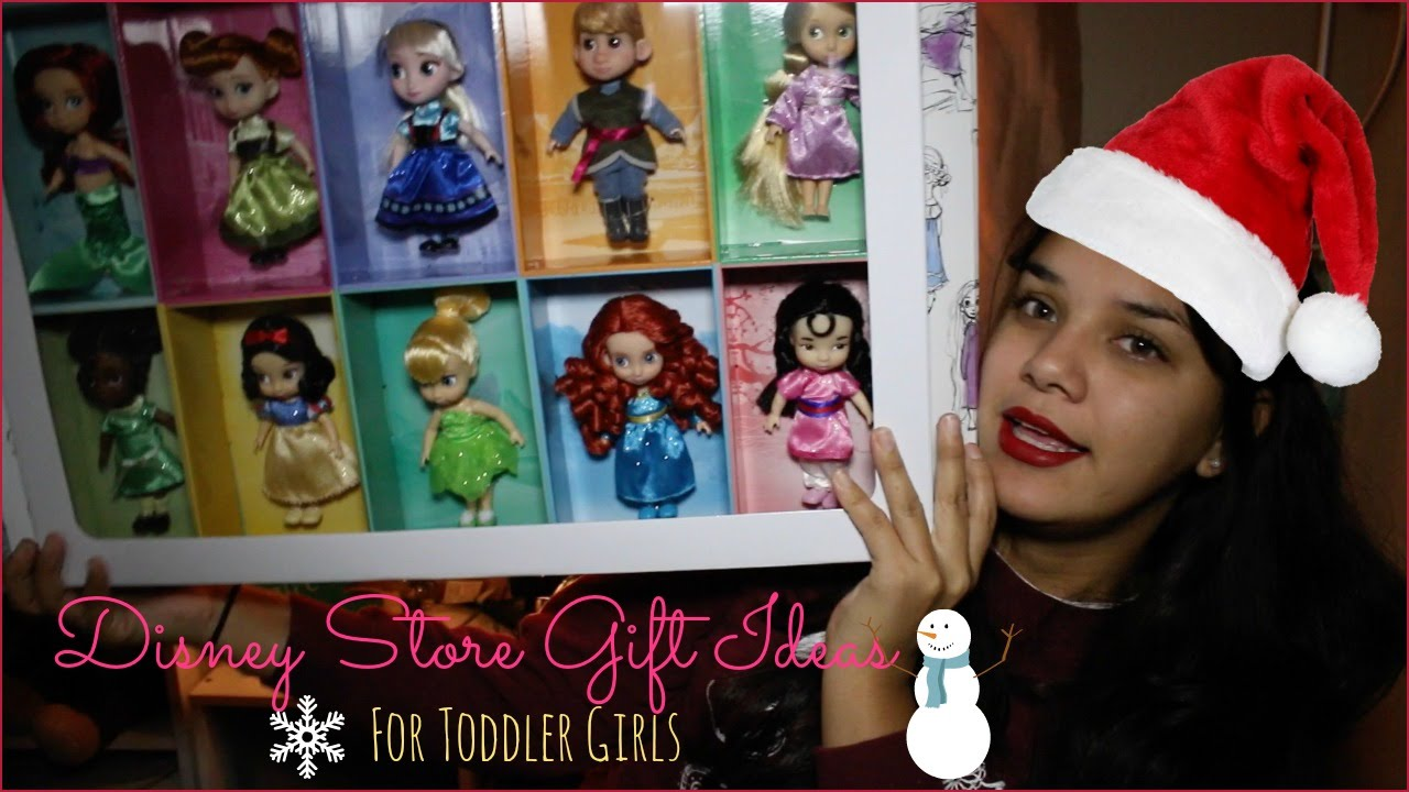 vlogmas day 5disney christmas gift ideas for toddler girlsdisney store buys youtube - Disney Christmas Gifts