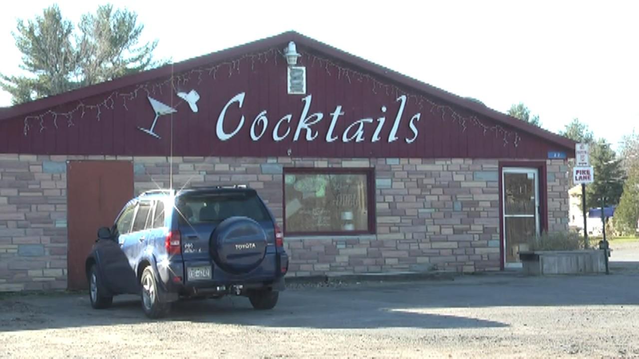 Cocktails Lounge in Morrisonville  11-14-12