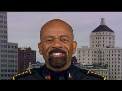 Sheriff Clarke on Trump's Cabinet, Kaepernick