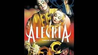 Alegria CIRC DU SOLEIL Cover Instrumental