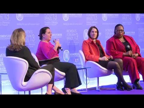 Women's Forum Brazil 2013 - Acontecera em breve - Mais mulheres nos conselhos e em cargos executivos