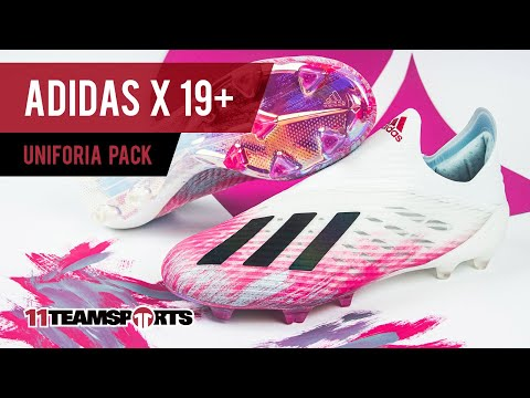 adidas X 19+ FG/AG Uniforia - YouTube