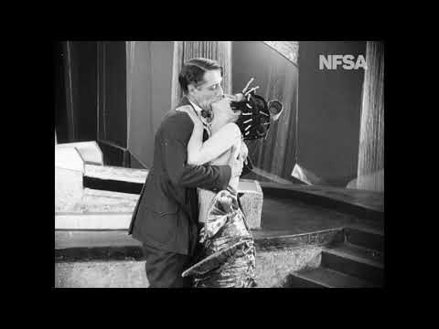Aelita, Queen of Mars - Touch your lips to mine (1924)