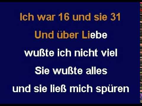 UND ES WAR SOMMER - Peter Maffay (Karaoke-CD+G)