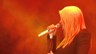 Sarah Connor - Leave with a Song 22.10.11 KiS Charity Gala Maritim Düsseldorf